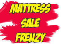 Mattress May Frenzy DEAL