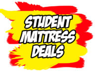 Student Deals Mattress Sale Coupon Code