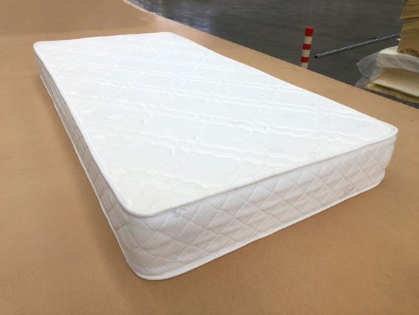 single caravan mattress