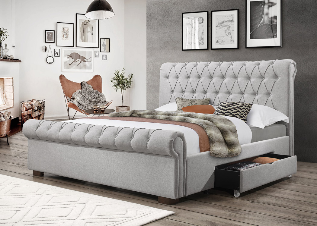 Grace Queen Bed Frame With Drawers Mattress Sale Mattress Sale Melbourne Bedding Warehouse